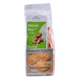 Naturlic Bagekit gulerodsboller 250 gr.