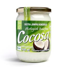 Cocosa kokosolie Ø extra jomfru 500 ml