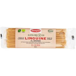 Semper Spaghetti fuldkorn glutenfri Øko