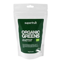 Superfruit Organic greens pulvermix Øko 100 gr.