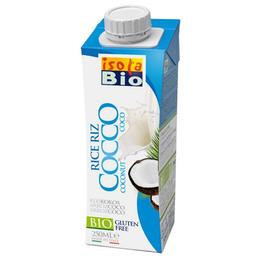 Risdrik m. kokos Ø Isola Bio 250 ml