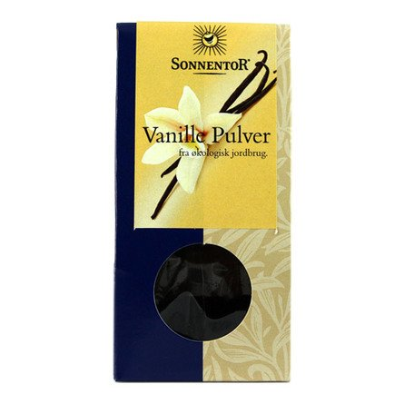 Vaniljepulver Sonnentor Ø 10 g