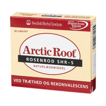 Midsona Danmark Arctic Root Rosenrod 145 mg 80 tabl.