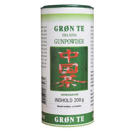 Grønt te Grøn Te Gunpowder 200 g