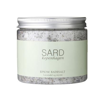 SARDkopenhagen Epsom Badesalt 200 ml