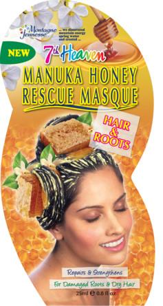 Montagne Jeunesse Hårmaske Manuka Honey 25 ml