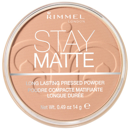 Rimmel Stay Matte Fast Pudder 001 Transparent