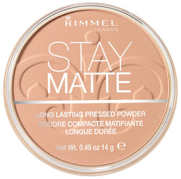 Rimmel Stay Matte Fast Pudder 001 Transparent