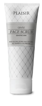 Plaisir Gentle Face Scrub 75 ml
