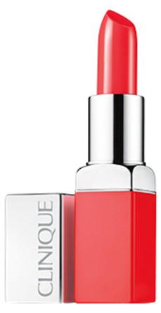 Clinique Pop Lip Colour + Primer 6 Poppy Pop