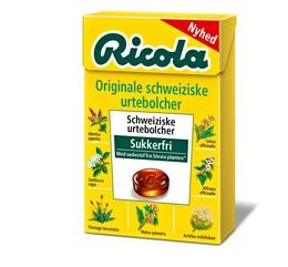Ricola Original Urtebolsjer 50 gr.
