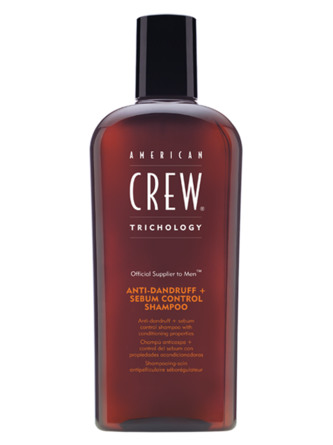 American Crew Anti-Dandruff+Sebum Shampoo 250 ml