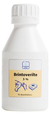 Matas Material Brintoverilte 3% 250 ml 250 ml