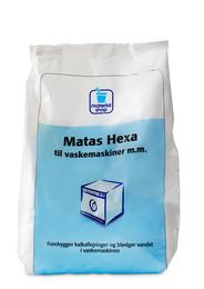 Matas Material Hexa Blødgøringsmiddel 1 kg