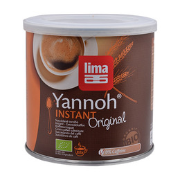 Yannoh instant kaffeerstatning Lima Ø 125 g