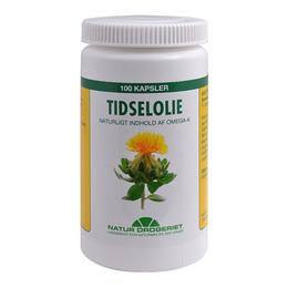 Tidselolie kapsler 500 mg 100 kap
