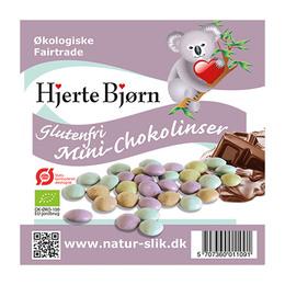 Choko linser mini glutenfri Ø 100 g