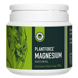 Magnesium neutral Plantforce  150 gr.