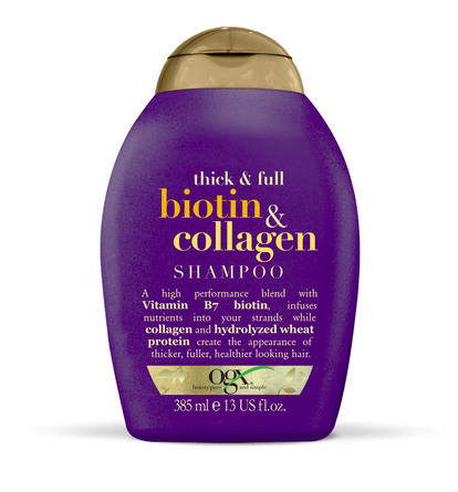 OGX Biotin Collagen Shampoo 385 ml