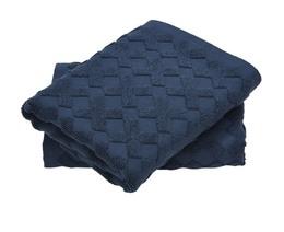 Mette Ditmer håndklæder, 8 stk navy blå