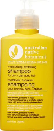 Australian Native Botanicals Shampoo Tørt Hår 250 ml