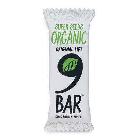 9bar Orignal Lift Organic Ø Wholebake 50 g