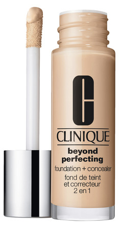 Clinique Beyond Perfecting™ Foundation + Concealer 01, Linen, 30 ml