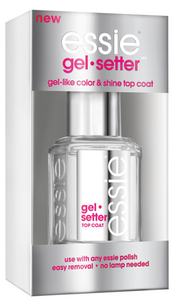 Essie Treat Top Coat Ready to Gel