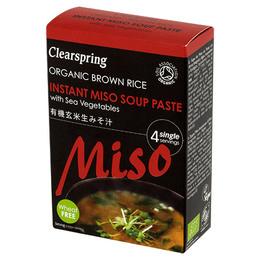 Miso Soup Paste (4 x 15 gr.)Ø 60 g