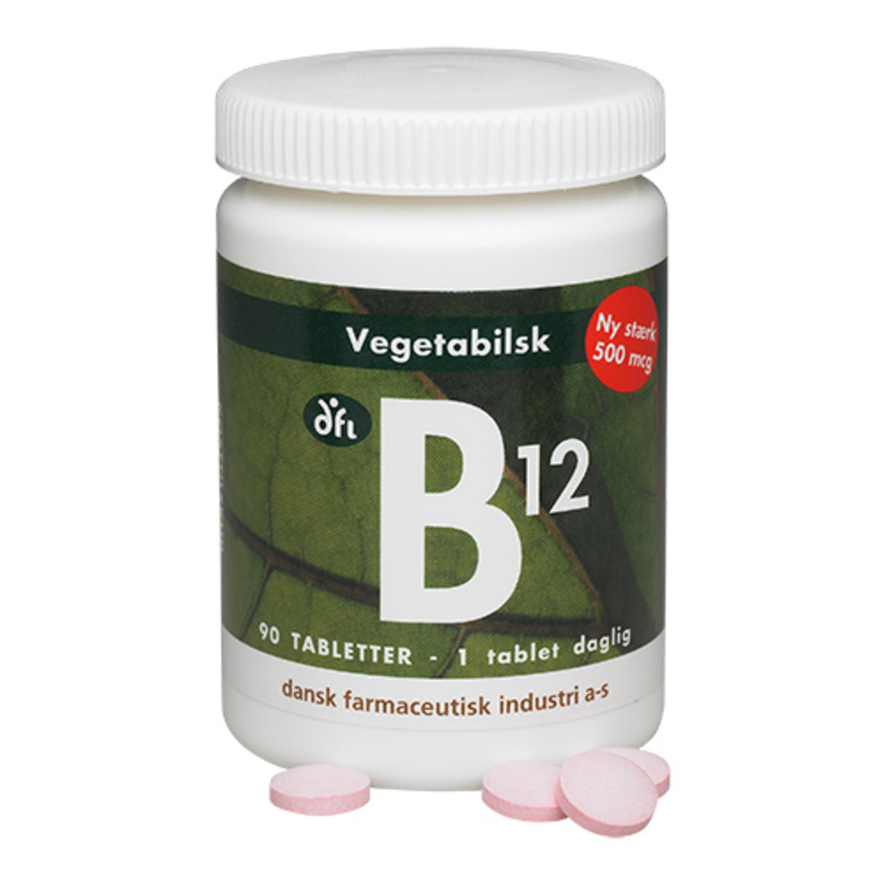 tilbud på vitaminpiller