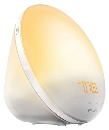 Philips Wake-Up Light, 3 Lyde og Radio HF3510/01