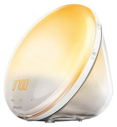 Philips Wake-Up Light, 5 Lyde og Radio HF3520/01