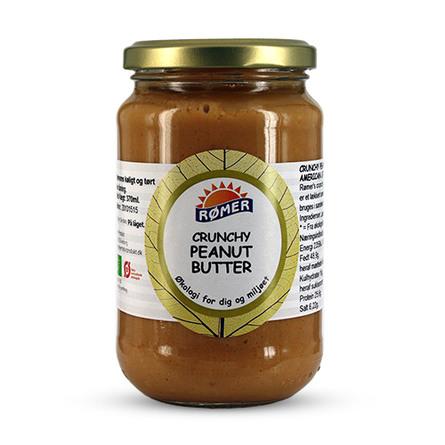 Peanut Butter Crunchy Ø 370 ml