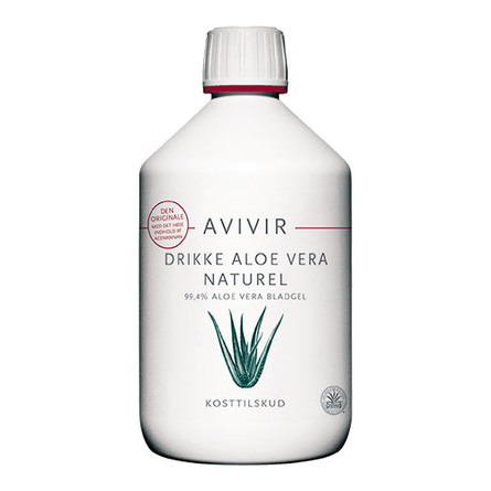 AVIVIR Drik Aloe Vera Naturel 500 ml