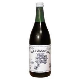 Søbogaard Kirsebærsaft sur Øko  730 ml fortyndes 1:4