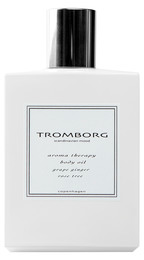 Tromborg Aroma Therapy Body Oil Grape-Ginger-Rose-Tree, 100 ML