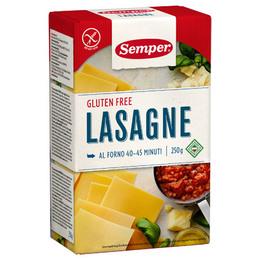 Lasagne glutenfri Semper 250 g