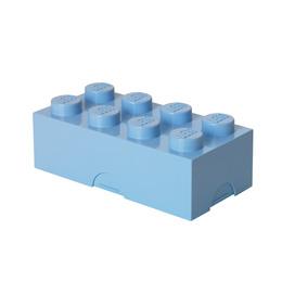LEGO madkasse - lyseblå