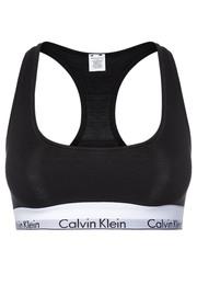 Calvin Klein Undertøj Modern Cotton Bralette Sort Str. L