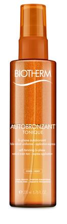 Biotherm Autobronzant Tan & Tone Selftan Spray Body 200 ml