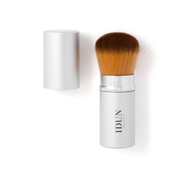 IDUN Minerals Retractable Kabuki Brush