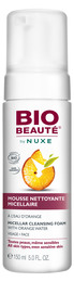 Bio Beauté Micellar Cleansing Foam with Orange Wat