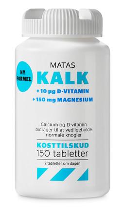 kalk d vitamin