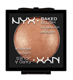 NYX PROFESSIONAL MAKEUP Baked blush - solstice