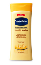 Intensive Care Vaseline Essential Healing Lotion 400 ml
