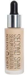 Nilens Jord Second Skin Serum Foundation 547