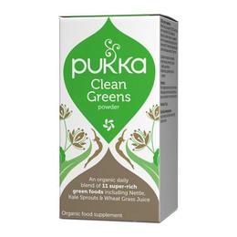 Clean Greens pulver Ø Pukka 112 g