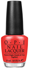 OPI My Paprika is Hotter than Yours 15 ml
