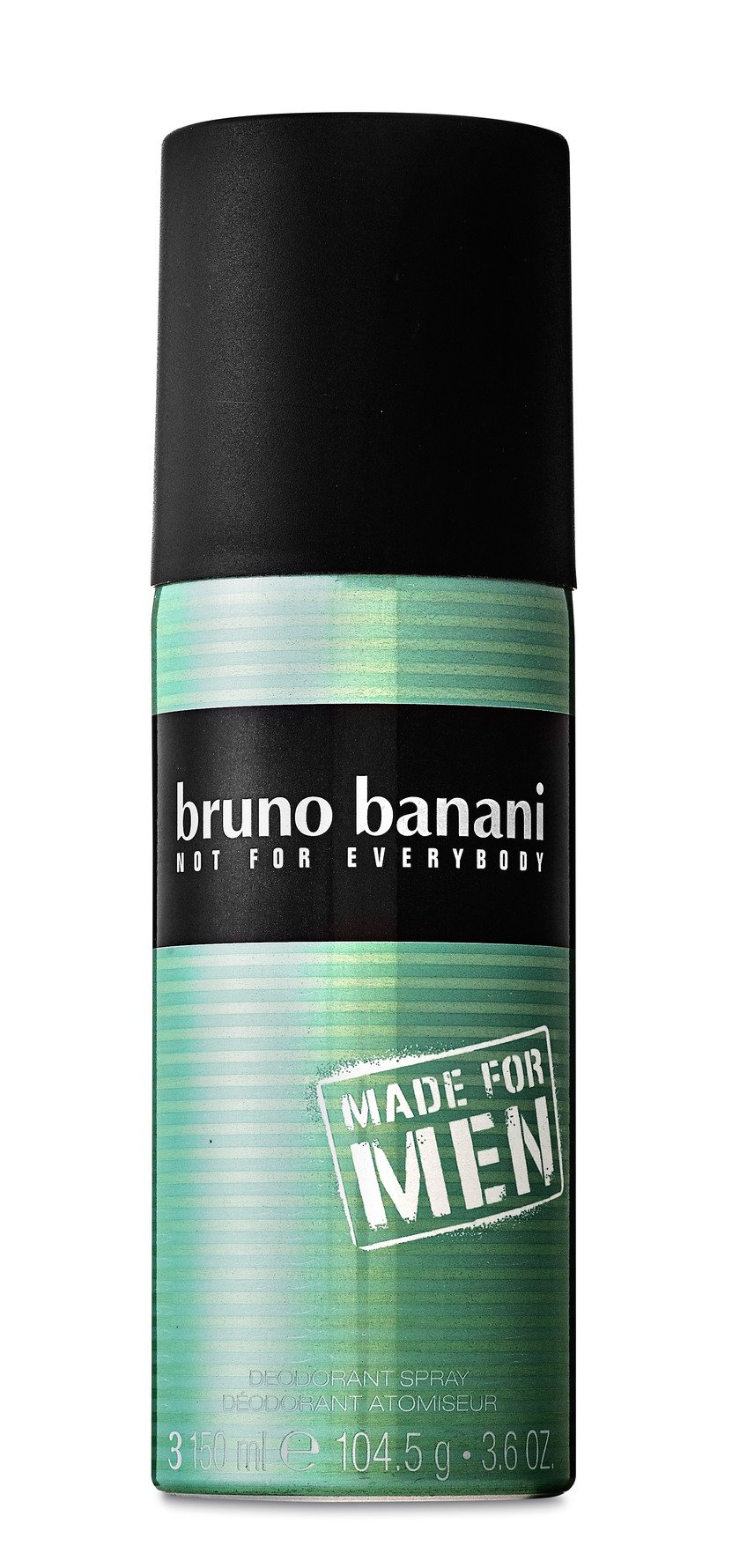 bruno banani made for men deo spray 150 ml. Black Bedroom Furniture Sets. Home Design Ideas