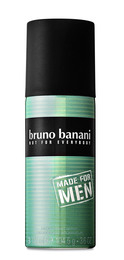 Bruno Banani Made for Men Deodorant Spray 150 ml